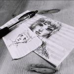 sketching2 by ROX28