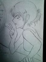 don't give up baby i know that it's crazy by milovedeathnote
