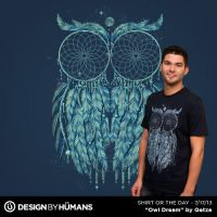 Owl Dream by Qetza by Design-By-Humans