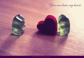 forever yours.. by momolinoo