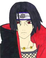 Itachi by fifthknown