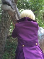 Alois, don't touch that! by Fainting-Ostrich