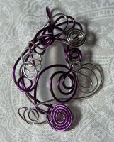 wire pendant 190 by Kimantha333