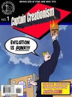 Captain Creationism by Patches67