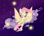 She loves the whole universe by lisitis