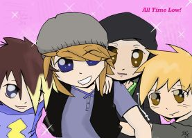 All Time Low by 8XXtweekfishXX8