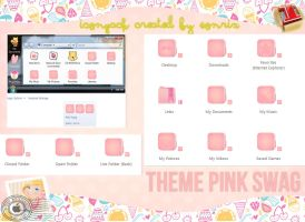 Theme Pink Swag by Sonrix (iconpackager) by a-Sonrix