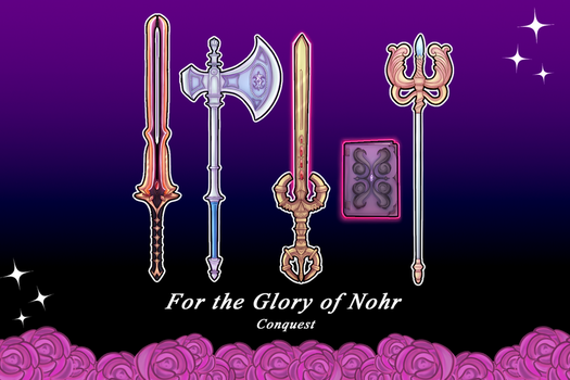 For the Glory of Nohr by adoke-nai