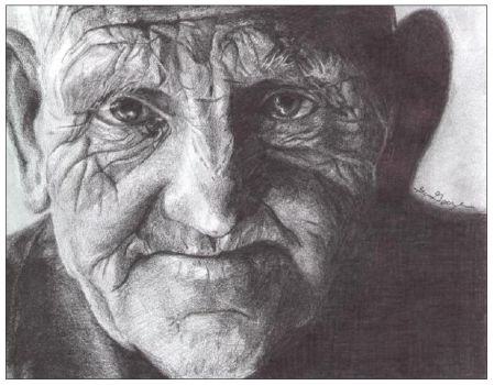 Wrinkles In Time by genni