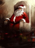 Santa Claus by rodmendez