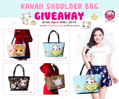 Kawaii shoulder bag giveaway by tho-be