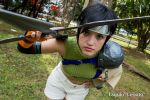 Yuffie Kisaragi | What are you looking at?! by yu-kisaragi