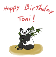 Panda BD by dorumon210