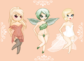 Chibi Adopts ~ [One Left] by HComet