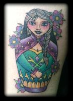 Russian Doll by state-of-art-tattoo