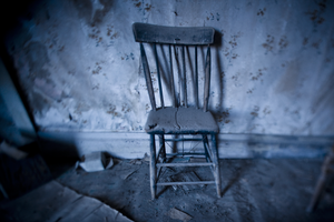 Lonely Chair 2 by scir