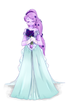 tumblr comm- Wedding by Artist-squared