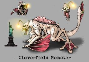 Cloverfield retake by Jazon19