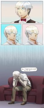 Ginko has been BETRAYED! by ravefirell