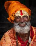 Sadhu by JohnBerryPhotos