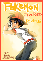 Pokemon FireRed Nuzlocke by sleepyskitty