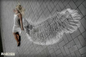 Mechanical Angel_Winry by Haneda92