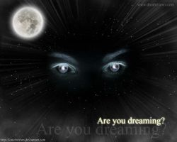 Are you dreaming? by Lomebririon