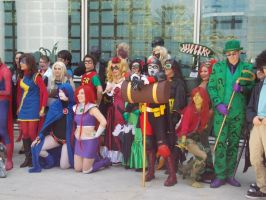 AX2014 - Marvel/DC Gathering: 016 by ARp-Photography