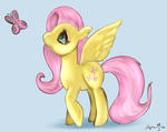 Fluttershy by Amaryia