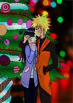 NaruHina Christmas (Belated) by WhipLeen