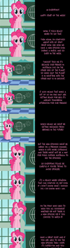 Pinkie Pie Says Goodnight: Confusing by MLP-Silver-Quill