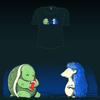 Woot Shirt - Gonna Go Fast by fablefire