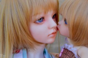 Strawberry and sugar by AidaOtaku-BJD