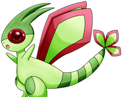 Cute Flygon by kiironekosand