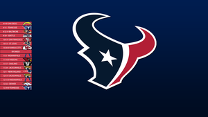 Houston Texans 2013 Schedule Wallpaper by SevenwithaT