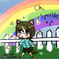 Chi Sparkles 8D by 5Ds-rabid-fangirl