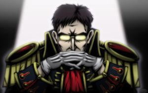 Inquisitor Gendo by Kain-Moerder