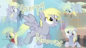 Derpy Hooves Wallpaper by DrakkenlovesShego12