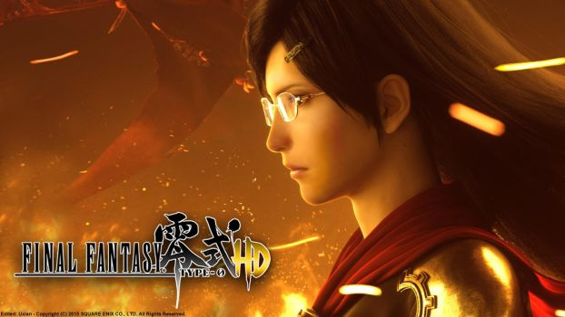 Final Fantasy Type-0 HD by UxianXIII