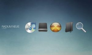 Radium Neue PSDs by gakuseisean Icon, Icons and more Icons
