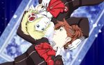 Aigis + Minako Arisato - I'll always protect you by polarityplus
