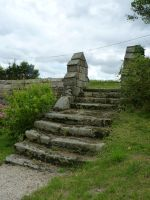 French brittany stone stairs by lolotte10