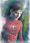 Peter Parker by AuroraWienhold