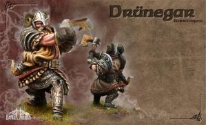 Battle series - Drunegar by Yerahmeel