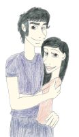 Alyssa and Ethan by xXSweeneyLovettXx