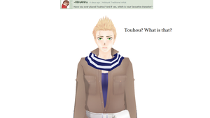 Ask-MMD-Netherlands: Question 140 by Ask-MMD-Netherlands