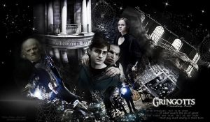 GRINGOTTS WIZARDING BANK by VaL-DeViAnT
