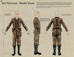 Veil Thomson Character Sheet by Tafari-Studios