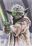 Yoda PSC4 by tdastick