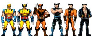 Hero Profile Wolverine Spot Characters 3 by bennyfuentes